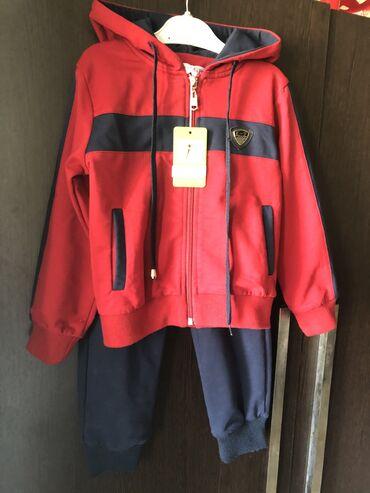 Спортивный костюм на мальчика( детский), новый, брала в Дубаи за 2200