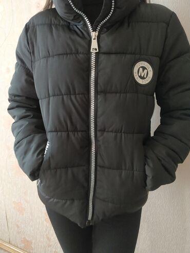 Деми куртка размер S, 40-42 б/у, состояние отличное, находимся в 8