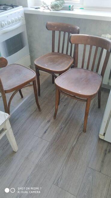 Продаю б/у мебель, шкаф, шифоньер, 2 стола, 4 стульев все