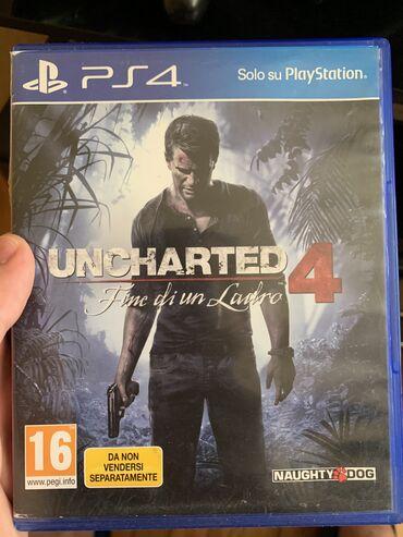 Uncharted 4 Bir balaca cizigi var