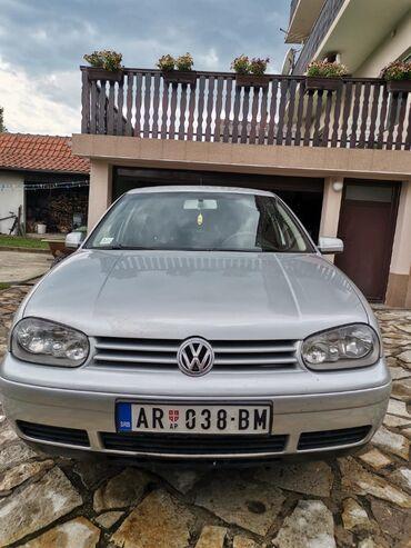 Volkswagen | Srbija: Volkswagen Golf 1.9 l. 2003