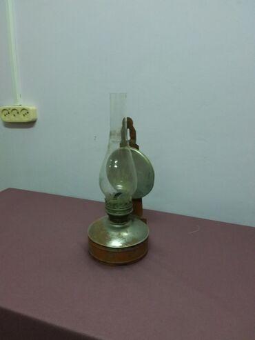 Керосиновая лампа с отражателем в отличном состоянии,есть запасное