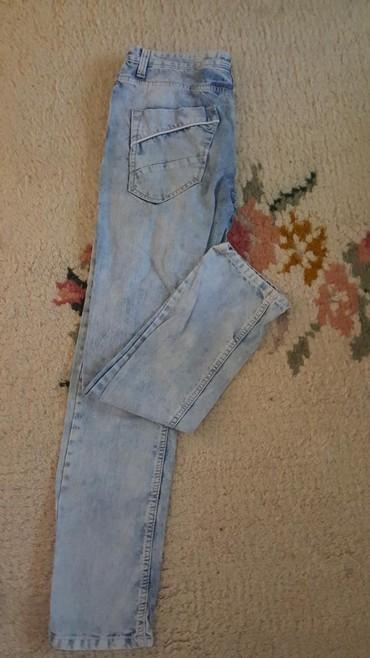Muške Pantalone | Sabac: Muske farmerice obucene 2 puta