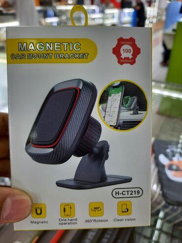 Магнитная подставка для телефонов и планшетов на автомобиль