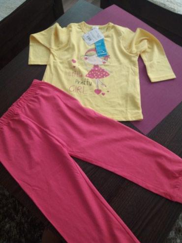 Dečija odeća i obuća - Kosovska Mitrovica: Nova LC Waikiki pidzama za devojcice, 2 godine je naznacena celicina
