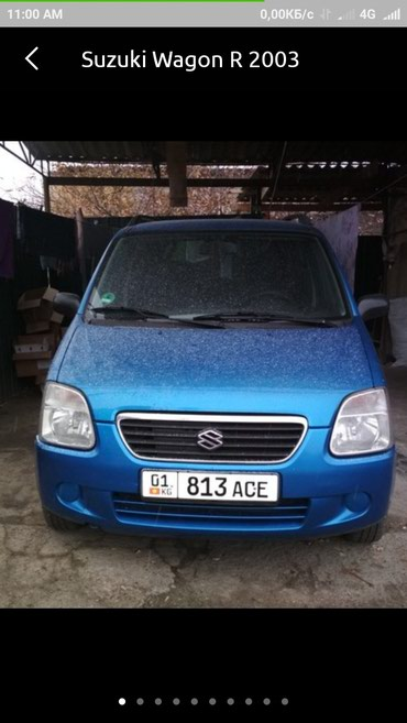 Suzuki MR Wagon 2003 в Кара-Балта