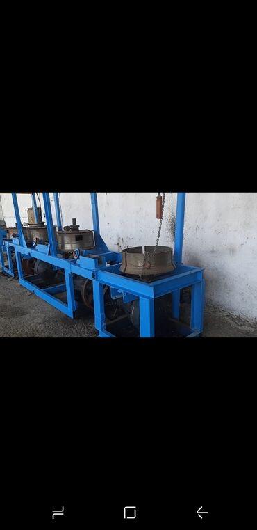 Заводы и фабрики - Кыргызстан: Заводы и фабрики