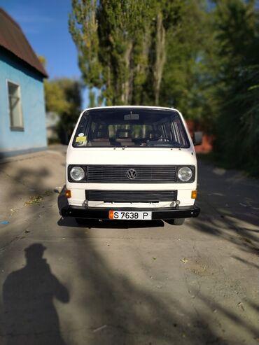 Volkswagen Transporter 1.8 л. 1983