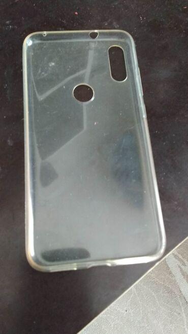 Продаю новый силиконовый чехол Xiaomi Mi play