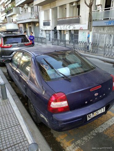 Used Cars - Greece: Kia Shuma 1.5 l. 2002 | 192000 km