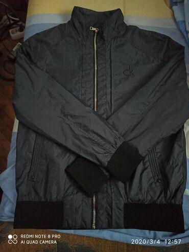 Muška odeća | Crvenka: Calvin Klein prolećna jakna nova Vel L