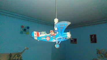 Rc avion - Srbija: Dečiji luster avion