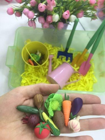 Детский набор «Овощи» в Бишкек
