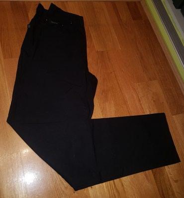 Daniel Hechter Paris. Muske pantalone, model farmerki, crne boje. - Belgrade