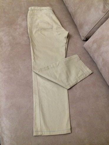 Женские джинсы в Ат-Башы: Брючки на лето хб бу. 27р. 500с  т