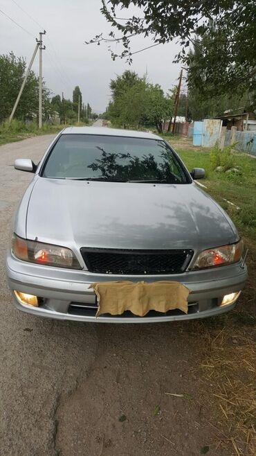 Nissan - Лебединовка: Nissan Cefiro 2.5 л. 1997 | 111111111 км