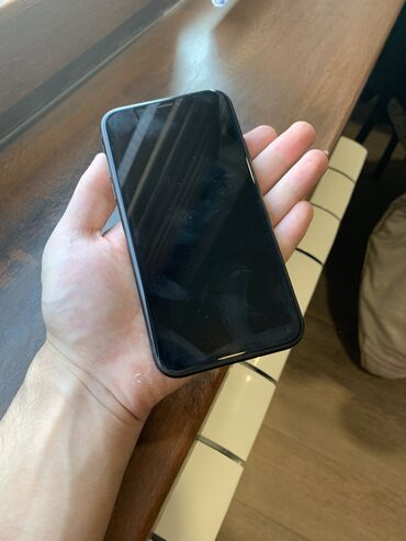 Iphone XR 2sim 128GB black matte Состояние 10/10 Пользовался меньше го