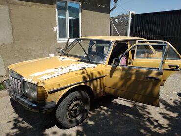 daimler landaulette в Кыргызстан: Mercedes-Benz Другая модель 2 л. 1980   333333 км