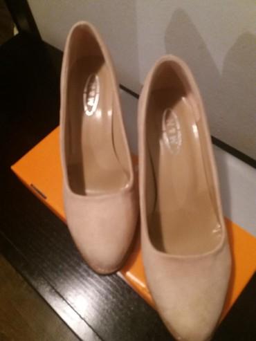 Ženska obuća | Bor: JOS JEDNO SNIZENJE. NOVO. MODERNO. samo 1000 din.zenska cipela