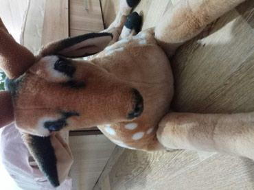 Мягкая игрушка олень! в Лебединовка