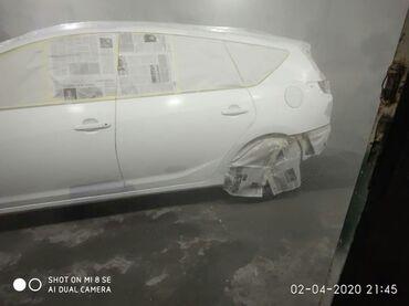 Покраска авто ремонт кузова