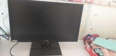 Компьютеры, ноутбуки и планшеты - Беловодское: Продаю монитор хороший срочно.V226HQL.248 мк пикселей