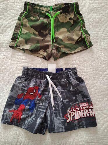 Μαγιό benetton παραλλαγής για 3-3μιση ετών 4 ευρώ -h&m Spiderman