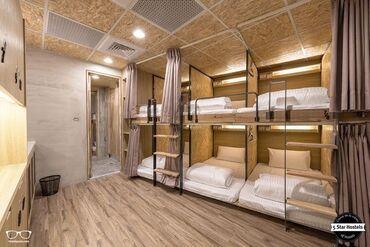 Посуточная аренда квартир - Бишкек: Двухместные номера для мужчин и женщин  Койки места для мужчин  Ночь с