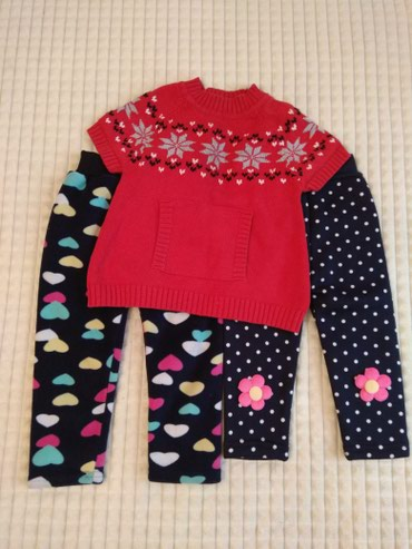 Одежды для девочки 1,5-2,5 годика почти новые всё за 400с или по 100с в Бишкек