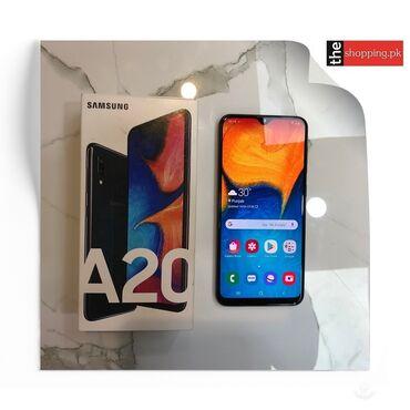 Samsung a 3 - Кыргызстан: Б/у Samsung A20s 32 ГБ Серый