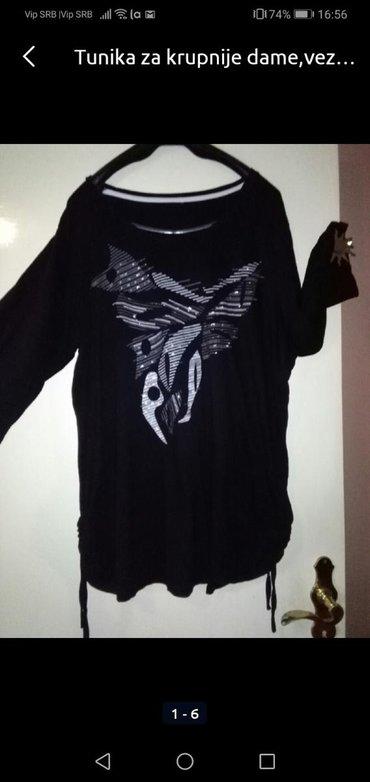 Ženska odeća   Sombor: Tunika za krupnije dame