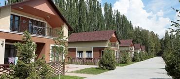 Таунхаус расположен в пансионате в Бишкек