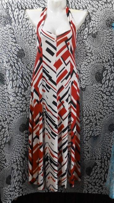 Продаю платье сарафан, б/у,  трикотин  в Бишкек