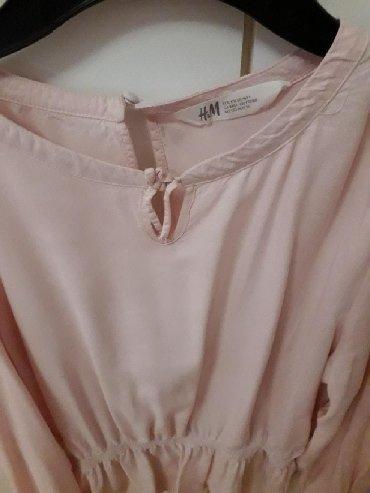 Dve h&m kosuljice vel.164cm roze i bela kao nove - Belgrade