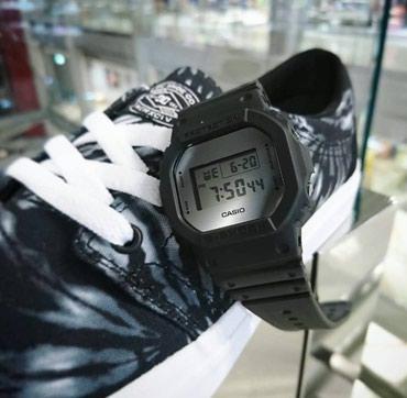 Мужские Черные Спортивные Наручные часы  в Бишкек