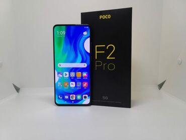 смартфоны prestigio в Кыргызстан: Новый Xiaomi Pocophone F2 128 ГБ Синий