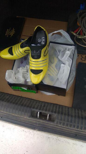 43-размер в Кыргызстан: Обувь. Спортивные мокасины размер 42,43.маломерки