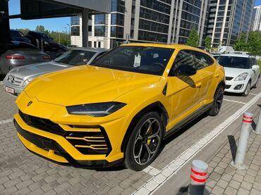 Nəqliyyat - Azərbaycan: Lamborghini 4 l. 2021 | 25 km