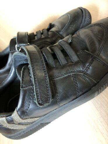 Кожаная обувьразмер 31-32