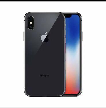 Apple Iphone - Azərbaycan: İşlənmiş iPhone X 64 GB Boz (Space Gray)