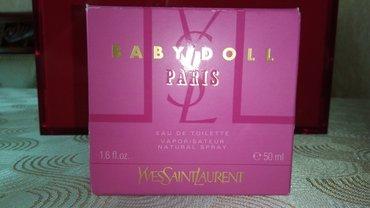 Bakı şəhərində Baby Doll Yvessaint Laurent Paris
