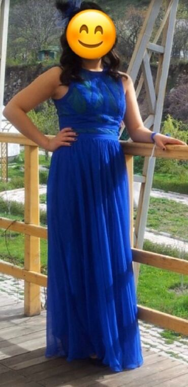 Женская одежда в Чолпон-Ата: Продаю вечернее платье, одевала 2 раза на мероприятие. Заказывала из