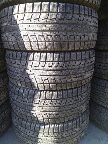 235/55/18 Bridgestone Япония. Состояние 70% в Бишкек
