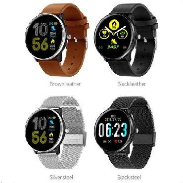 Suya davamlı smart saatlar, rəsmi zəmanətli tam original, Bluetooth