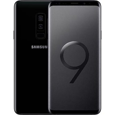 Samsung-galaxy-s9 - Азербайджан: Новый Samsung Galaxy S9 Plus 64 ГБ Черный