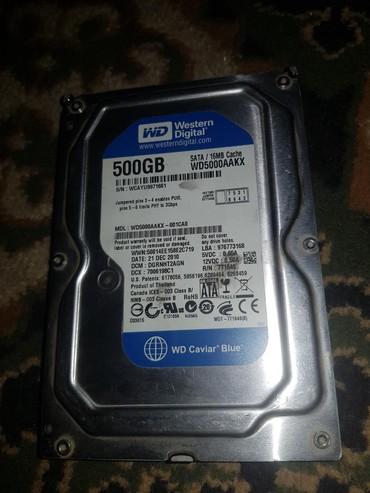 ssd-диски-platinet в Кыргызстан: Г. Каракол Продаю! Только компьютер Жесткие диски 500гб все работает