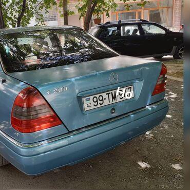 volkswagen 1995 в Азербайджан: Mercedes-Benz C-Class 2 л. 1995   500000 км