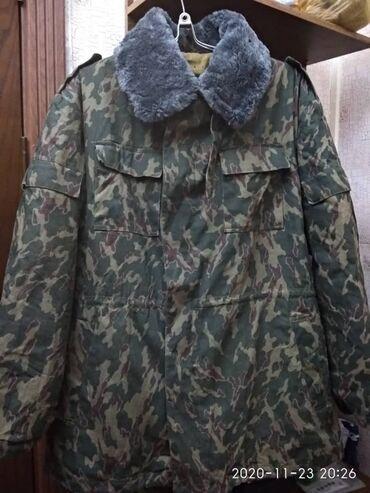 Продам новую камуфлированную куртку, размер 52-54, зима-осень, подклад
