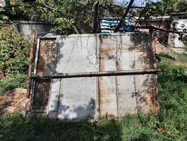 ворота бишкек in Кыргызстан | ДРУГИЕ ТОВАРЫ ДЛЯ ДОМА: Продается ворота железная  С колиткой