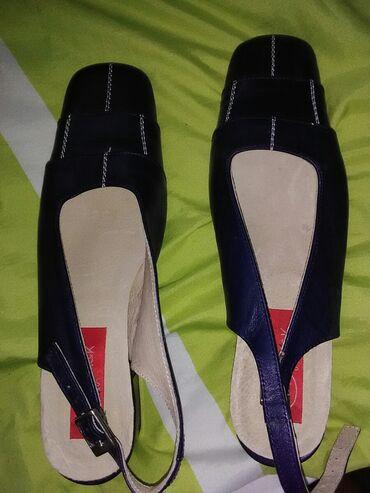 Tri para cipele za samo 500, tamno plave 36 broj nove,druge isto